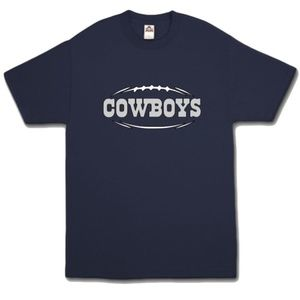 Other - Dallas Cowboys Football NFL Navy Blue Silver